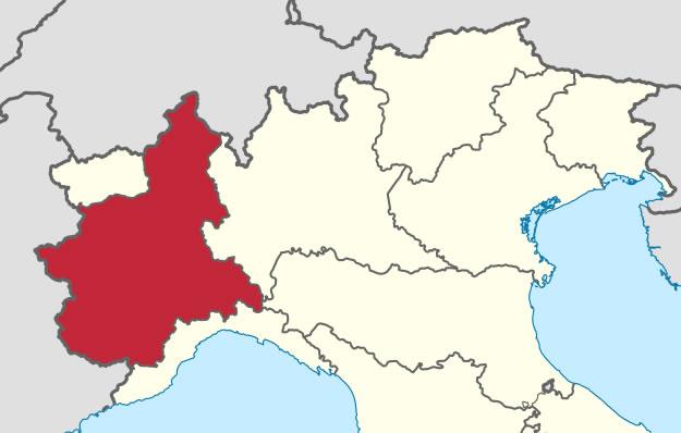 In Piemonte quasi tremila Kmq ad alto rischio