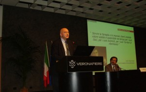 Fabrizio Rosatella, responsabile settore Agricoltura del Banco Popolare