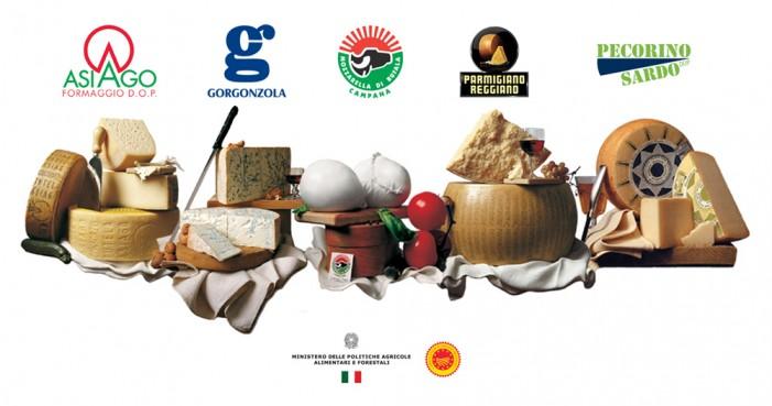 Gorgonzola & C. a Lione per conquistare i francesi
