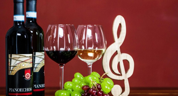 PianoEchos, vino e musica tra le vigne del Monferrato