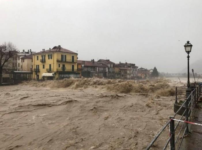 """""""Manutenzione costante per evitare le alluvioni"""""""
