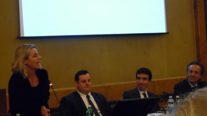 Il sogno prese il volo: il Canale Cavour nel Parlamentino (photogallery)