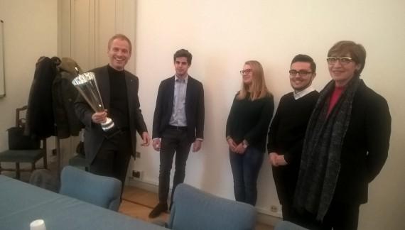 Wooooow premia il presidente Confindustria Piemonte