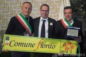 In Europa per vincere la Champion dei Comuni più fioriti