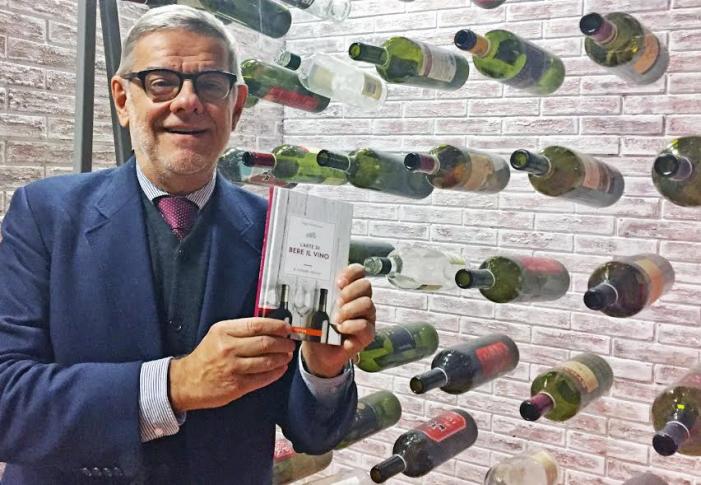 Dialogo con il vino, l'arte di bere di Padovani