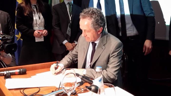 Fondo di garanzia di 800 milioni per imprese agricole: firmata l'intesa a Verona