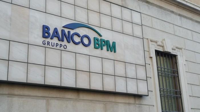 Trimestrale Banco BPM: utile a 117 milioni