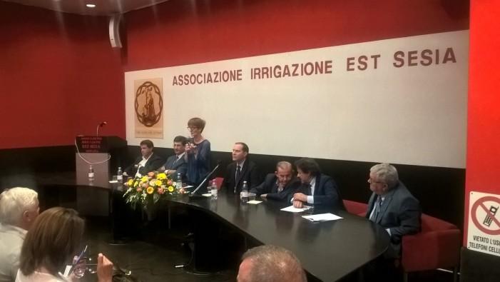 Riso, Pac, futuro: confronto all'assemblea Confagricoltura Novara