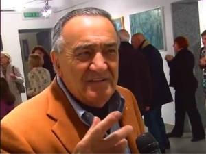 Bruno Polver, si è spento l'artista della luce e del blu