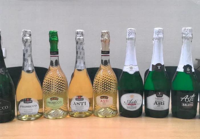 La truffa del falso Asti Spumante nell'Est Europeo, 2,5 milioni di bottiglie