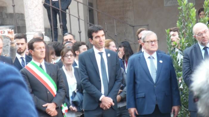 Fame nel mondo? Patto al G7 di Bergamo: azzeriamola entro il 2030 (photogallery)