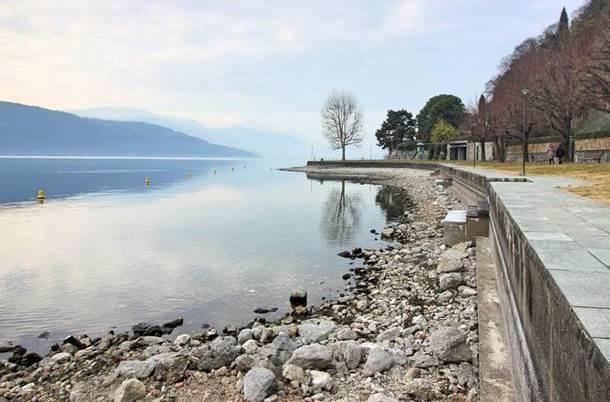 Lago ai minimi storici, l'agricoltura rischia di non avere acqua