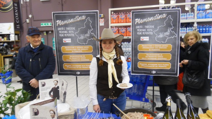 E' arrivata Piemondina, il riso Made in Piemonte (photogallery)