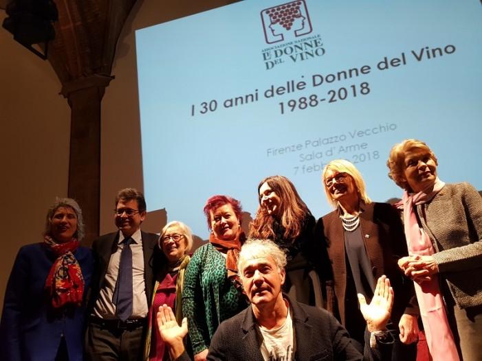 I primi 30 anni delle Donne del Vino
