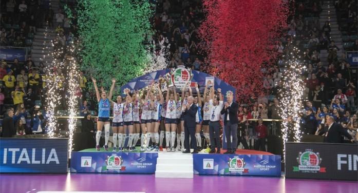 La Coppa Italia alla Igor