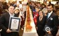Il tiramisù più lungo del mondo che scalda l'inverno (photogallery))