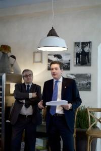 Carlo_Preve_Amministratore_Delegato_Riso_Gallo_e_Mauro_Tonello_Coldiretti