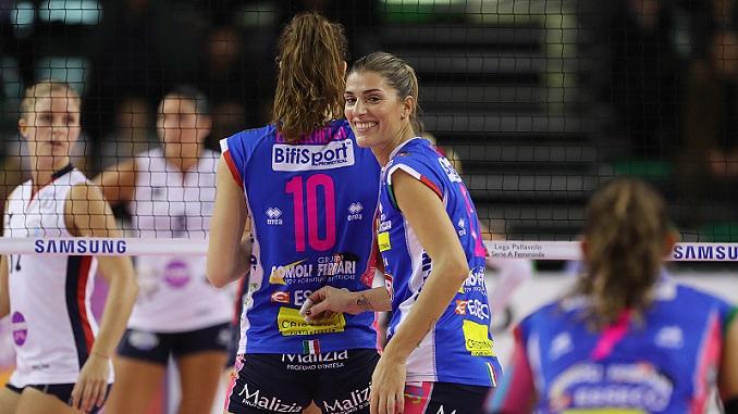Igor Volley in semifinale