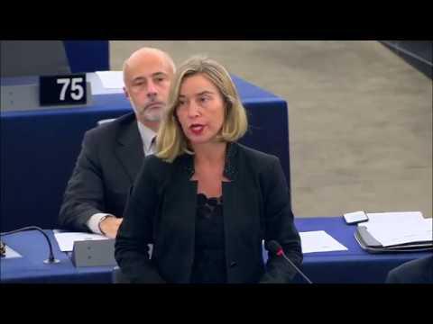 Mogherini: stop al riso dalla Cambogia se non rispetta i diritti umani