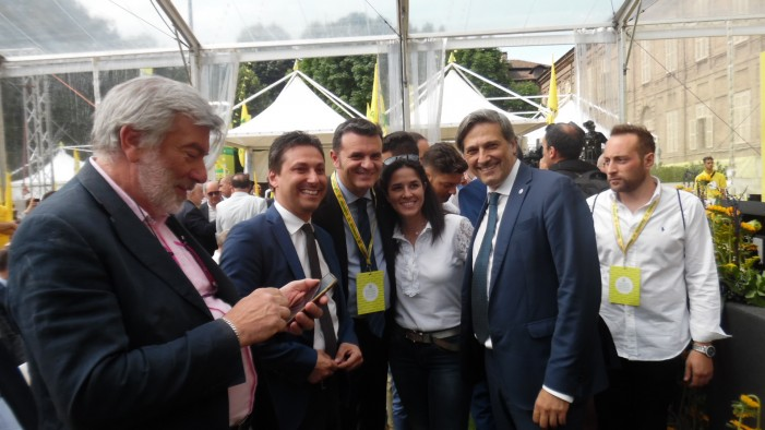 Centinaio: presenza continua a Bruxelles per difendere il riso italiano