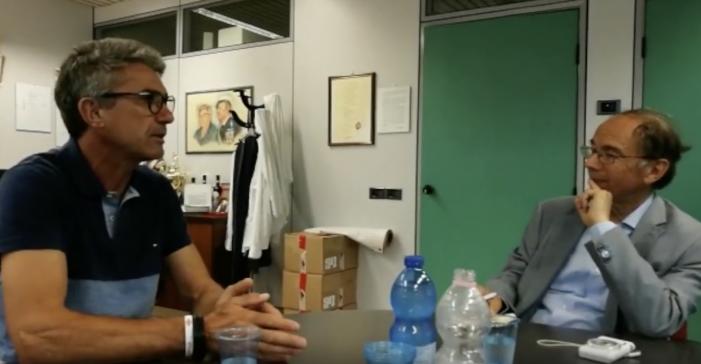 Fabio Fontaneto, il maratoneta del raviolo (con videointervista)