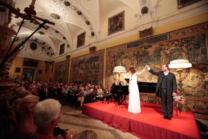 Madrigali a Palazzo