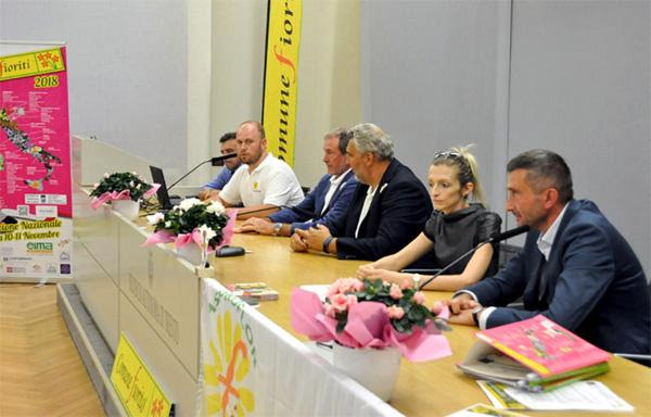 Comuni Fioriti, la carica del Trentino