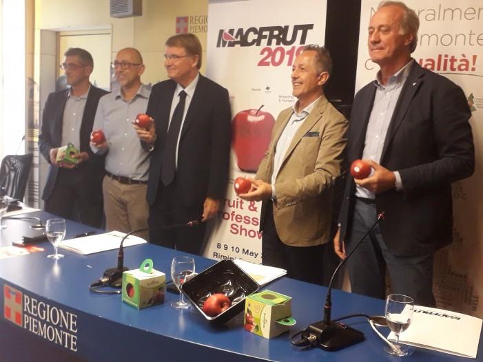 La Mela Rossa traina il Piemonte protagonista a Macfrut