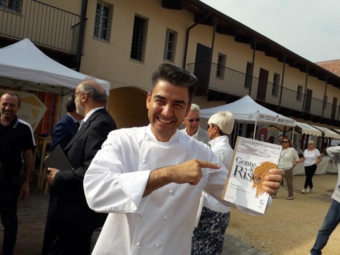 """""""Gente di Riso"""" dalla risaia al Salone del Gusto (photogallery)"""