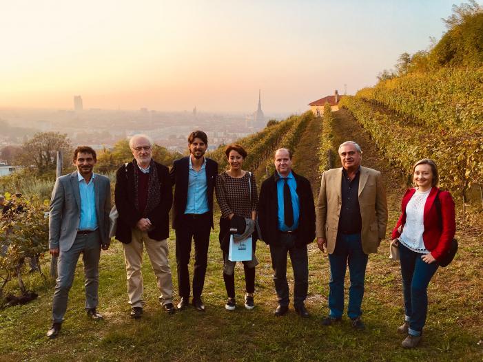 Una rete europea delle vigne di città