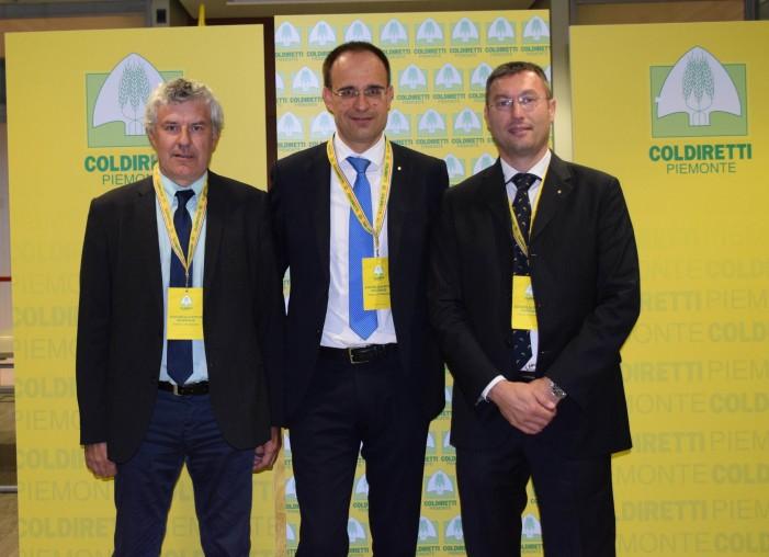 Moncalvo alla guida di Coldiretti Piemonte, dopo 5 anni lascia la presidenza nazionale