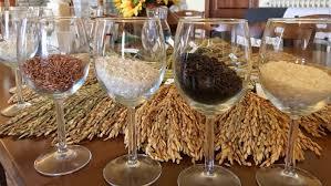 Tutti i segreti del riso in un bicchiere