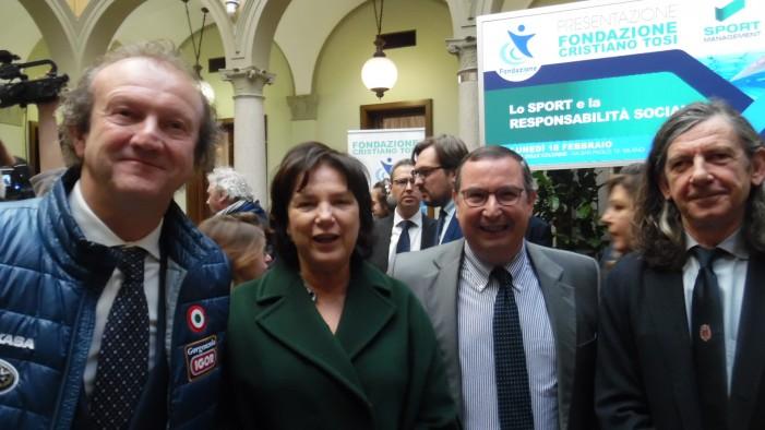Fondazione Tosi, Banco BPM, Igor: responsabilità sociale sul territorio (photogallery)