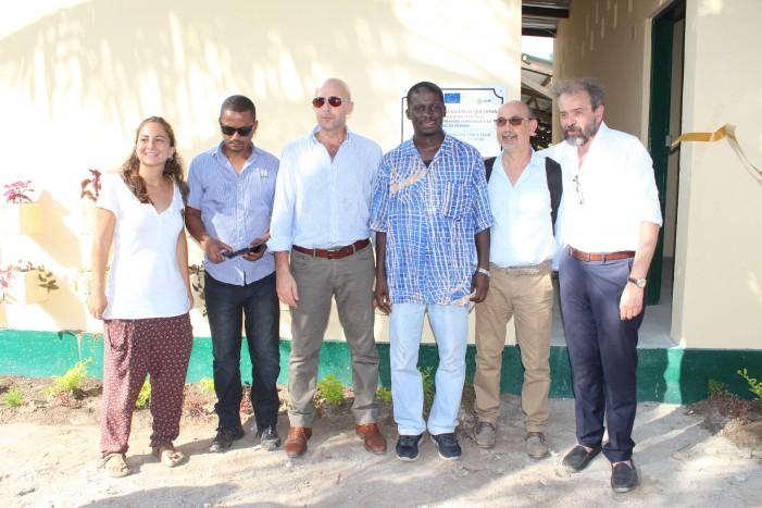 Modello Novamont per il compostabile in Mozambico