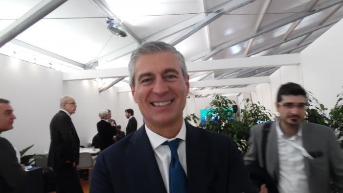 Alberto Mauro, amico del territorio e della gente