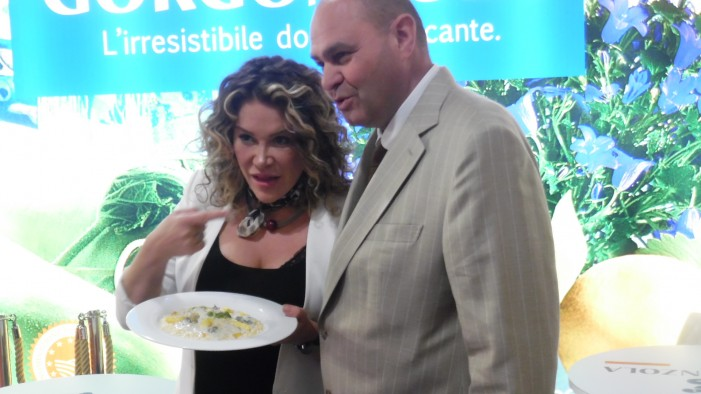 Gorgonzola protagonista a Tuttofood (photogallery)