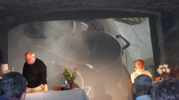 """""""L'essenziale è fare un risotto buono"""" (photogallery)"""