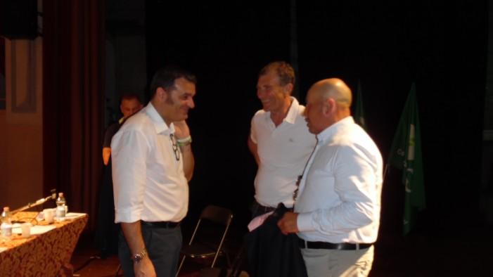 """Centinaio: """"Pronto a ricevere il dossier sul riso Igp Valli del Po"""""""