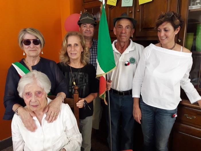 Addio ad Adomilla, 104 anni