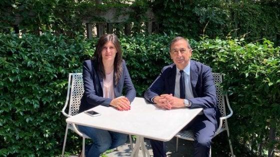 """Il piatto che ha """"stregato"""" Chiara Appendino e Giuseppe Sala"""