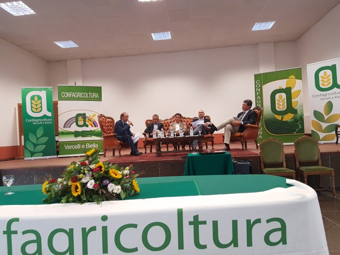 """""""Fare squadra"""": appello di Confagricoltura Vercelli Biella per contare in Europa"""