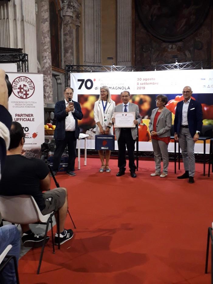 Agromagazine, Premio Carmagnola alla testata web (photogallery)