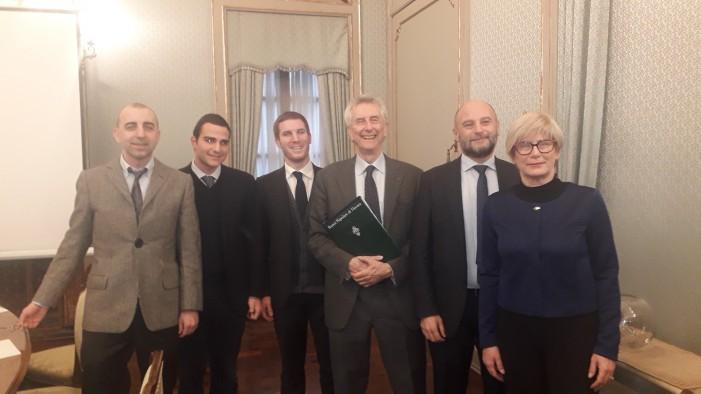 I vincitori del Premio Lino Venini
