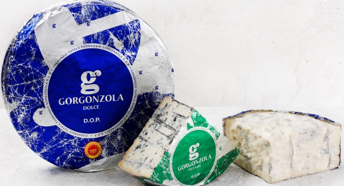 Gorgonzola Dop sfonda il tetto dei 5 milioni di forme