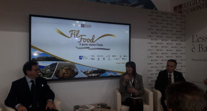 """Il Piemonte guida """"Fil Food"""", filiera delle regioni che puntano sull'enogastronomia"""