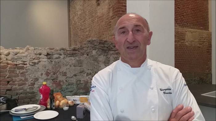 "Idea per le feste ""recluse"": lo ""scotch egg"" dello chef Cravero (video)"