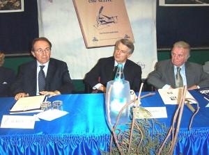 mo con De Bortoli e Gianfranco Quaglia