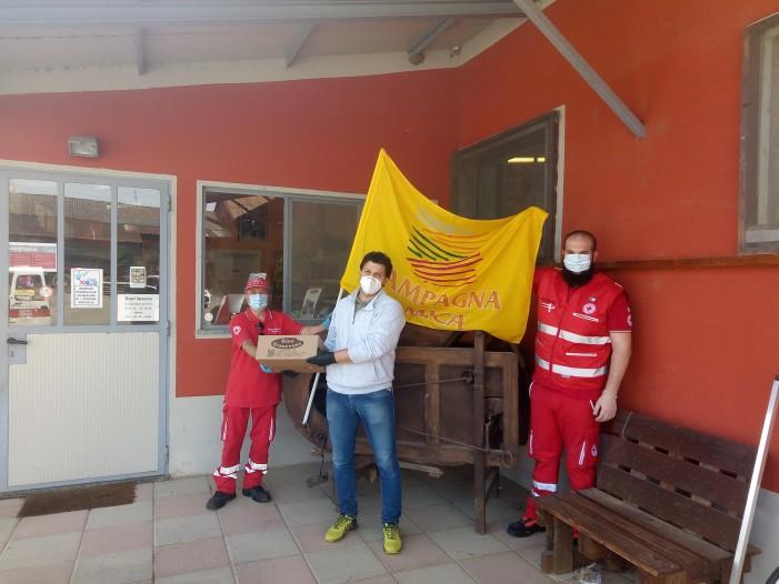 Riso solidale a Vercelli