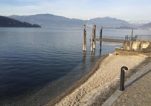 Caldo e siccità: Lago Maggiore -11 per cento di acqua