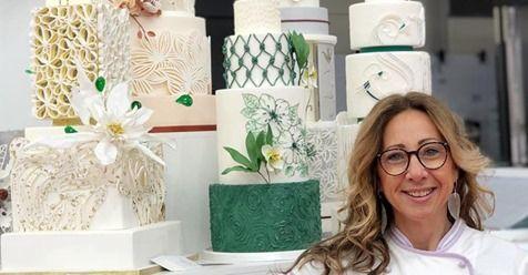 """La regina del """"wedding cake"""""""
